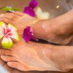 Réduire l'enflure des pieds et des jambes